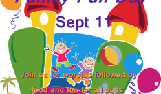 Family Fun Day - Sep 11 2016 10:30 AM