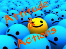 Attitudes and Actions