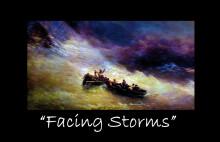 Facing Storms